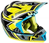 Klim ECE Men's F4 Motocross Motorcycle Helmet - Legacy Voltage / Large