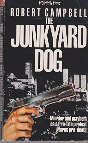 book cover of The Junkyard Dog