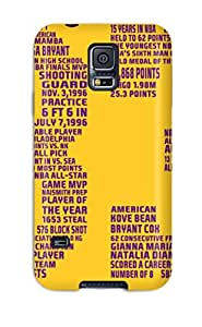 gloria crystal's Shop los angeles lakers nba basketball (39) NBA Sports & Colleges colorful Samsung Galaxy S5 cases 1658202K302317090