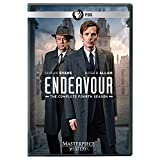 Buy Masterpiece Mystery!: Endeavour Season 4 (UK-Length Edition) DVD