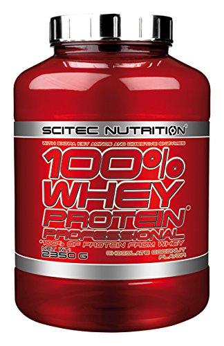 9 opinioni per 100% Whey Protein Professional 5 lb (2350g)