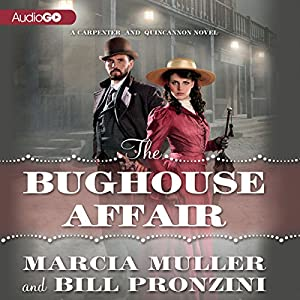 The Bughouse Affair Audiobook