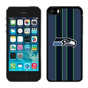 NFL Seattle Seahawks iphone 5C Casecell phone cases&Gift Holiday&Christmas Gifts NFIU8715914