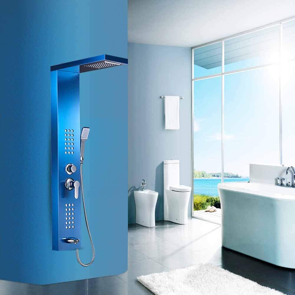 Sistema de ducha, juego de paneles de ducha Pantalla de ducha ...