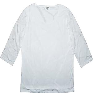 Tribal Burnout Shirt - White