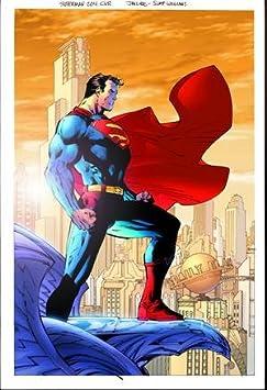 SUPERMAN 204 Poster