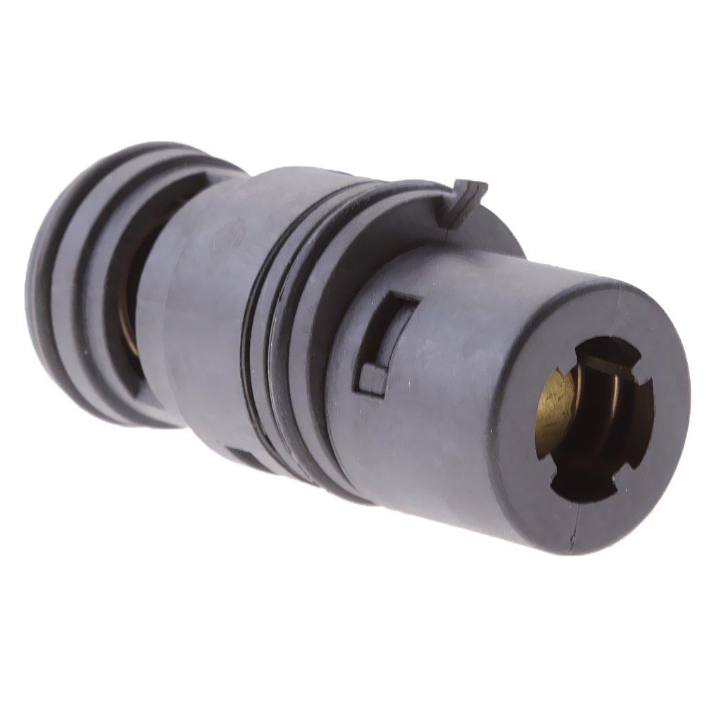 Gazechimp Radiador de Aceite de Tanque de Expansión de Termostato para BMW E46 E53 17111437362: Amazon.es: Coche y moto