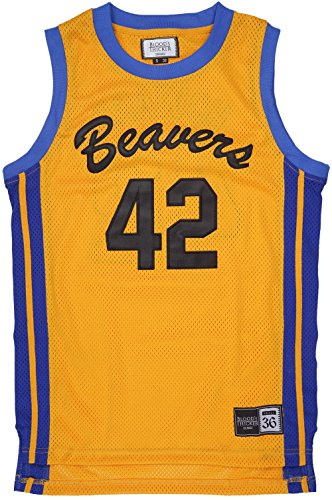 Teen Wolf Howard Beavers 42 1980s Jersey - L or XL