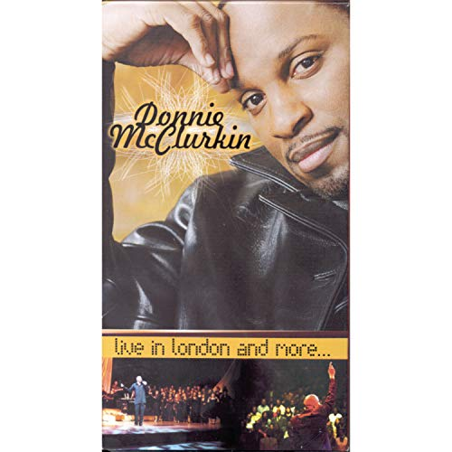 Live In London And More... (The Best Of Donnie Mcclurkin)