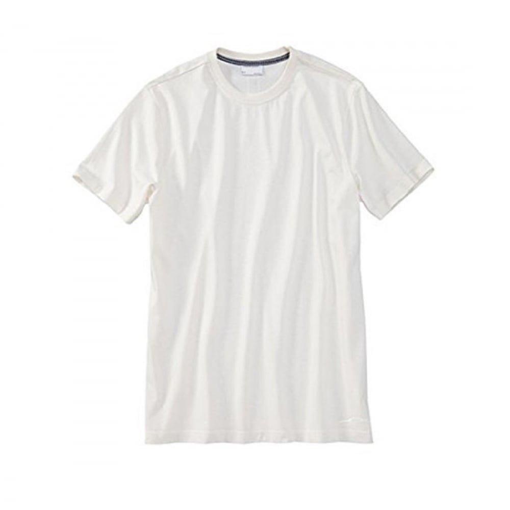 Porsche - Camiseta - Manga Corta - para Hombre Blanco Blanco Crema ...