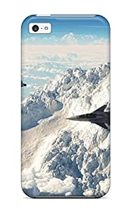 AnnaSanders Iphone 5c Well-designed Hard Case Cover Air Squadron Military Man Made Military Protector