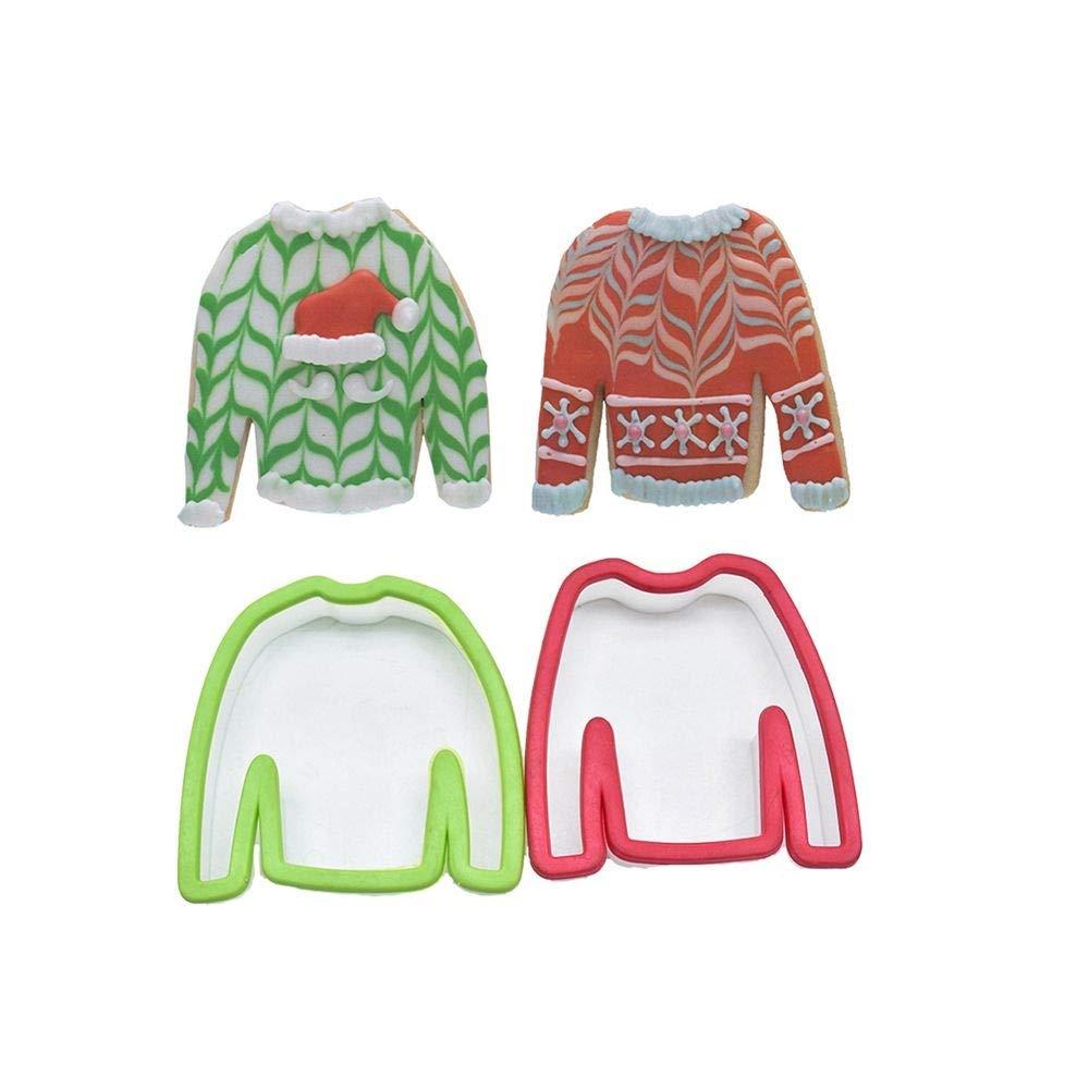 Molde de silicona para galletas con diseño de chico y chica ...