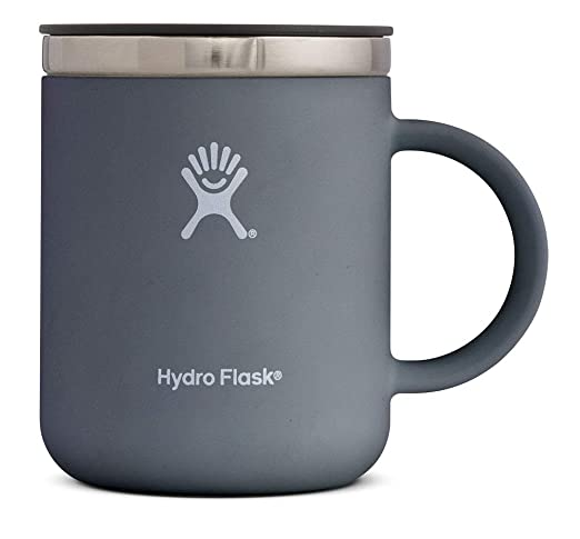 Coffee Mug Insulated >> Amazon Com Hydro Flask 12 Oz Double Wall Vacuum Insulated Stainless