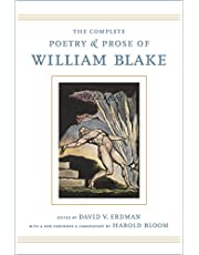The Complete Poetry and Prose of William Blake: With a New Foreword and Commentary by Harold Bloom