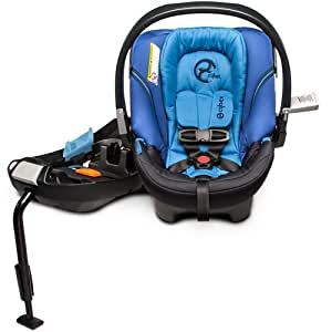 cybex aton 2 infant car seat 2013 heavenly blue discontinued by manufacturer. Black Bedroom Furniture Sets. Home Design Ideas