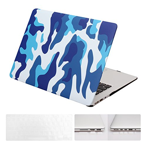DWON Soft Touch Plastic Keyboard Macbook