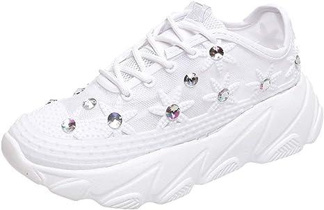 Zapatos Deportivos Verano para Mujer Zapatos Deportivos Malla ...