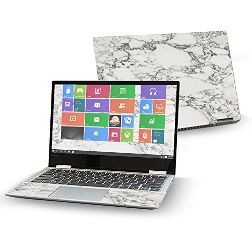 """Skin for Lenovo Yoga 720 13"""" (2017) - White Marble