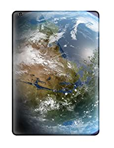 Quality Josphine Contreras Case Cover With Space Sci Fi Planets People Sci Fi Nice Appearance Compatible With Ipad Air