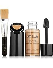 Stila Stay All Day Foundation, Concealer & Brush Kit - # 5 Hue 2pcs