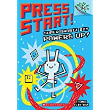 Press Start! #2: Super Rabbit Boy Powers Up! A Branches Book