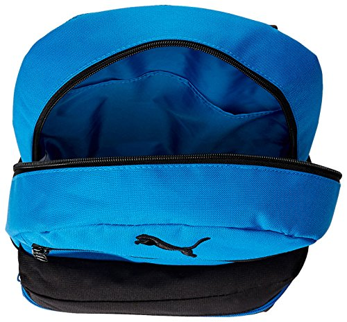 51C2leNSniL - PUMA Boys' Little Backpacks and Lunch Boxes, Blue/Black, Youth