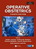 img - for Operative Obstetrics, 4E (Series in Maternal-Fetal Medicine) book / textbook / text book