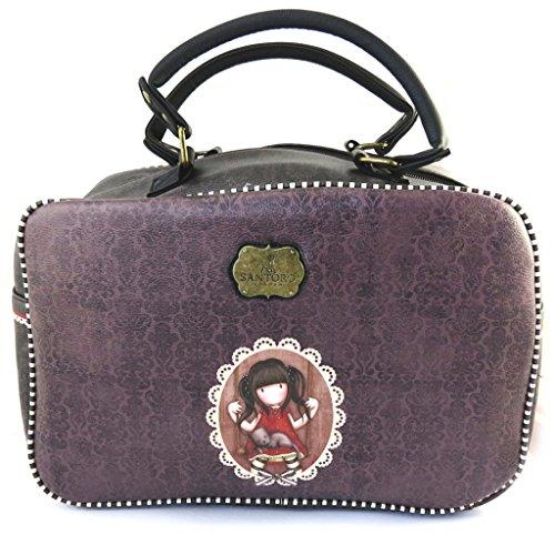 Amazon.com: Travel bag Gorjuss Santoro brown (37 cm (0.00 ...