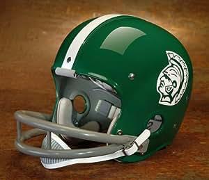 1966 NATIONAL CHAMPIONS MICHIGAN STATE SPARTANS Riddell RK Suspension Football Helmet
