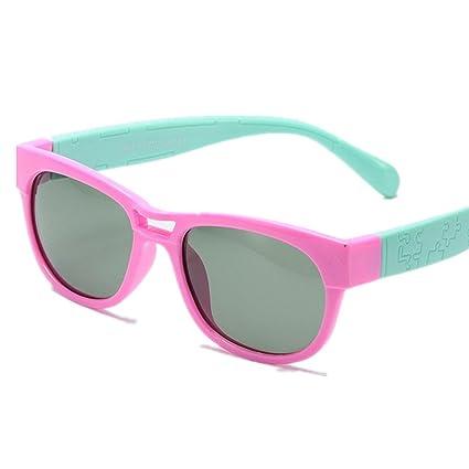 Gafas de seguridad Gafas de sol polarizadas flexibles para niños y niñas  con protección UV para 989030ed21