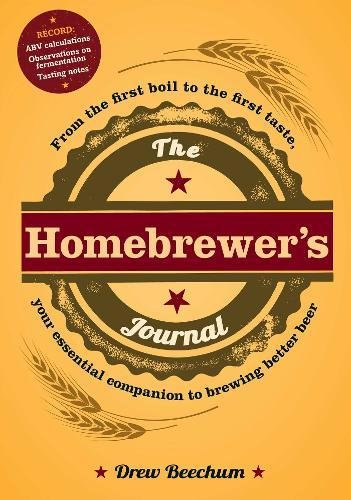Homebrewers Journal Essential Companion Brewing product image