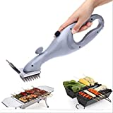 VHLL Barbecue Stainless Steel BBQ Cleaning Brush Outdoor Grill Cleaner with Steam Power BBQ Accessories Cooking Tools New
