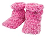 Aroma Home Fluffy Feet Warmers Pink