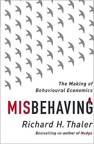 Misbehaving: Amazon.es: Richard H. Thaler: Libros en idiomas ...