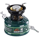 APG Compact Gasoline Stove Outdoor Camping Cooking System Silent Technology Oil Burners