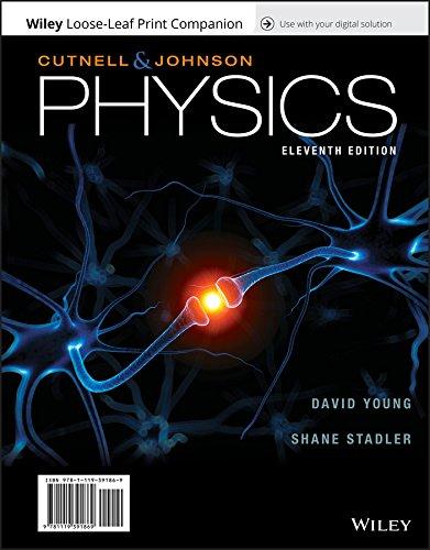 Physics, 11e WileyPLUS + Loose-leaf