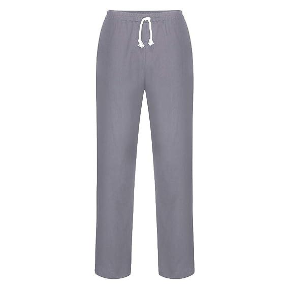 Pantalones Hombre Motero Pantalones XXXL Hombre Pantalon ...