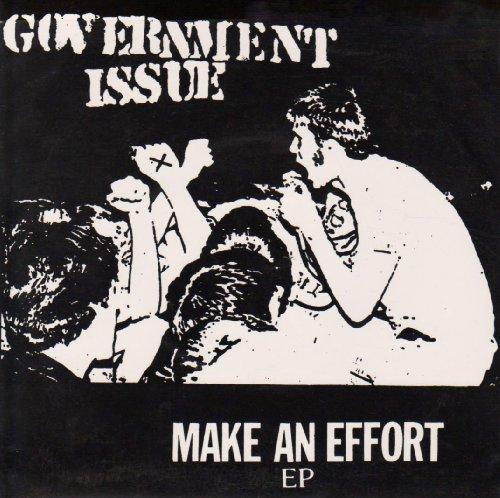 Make An Effort [Vinyl] (Government Records)