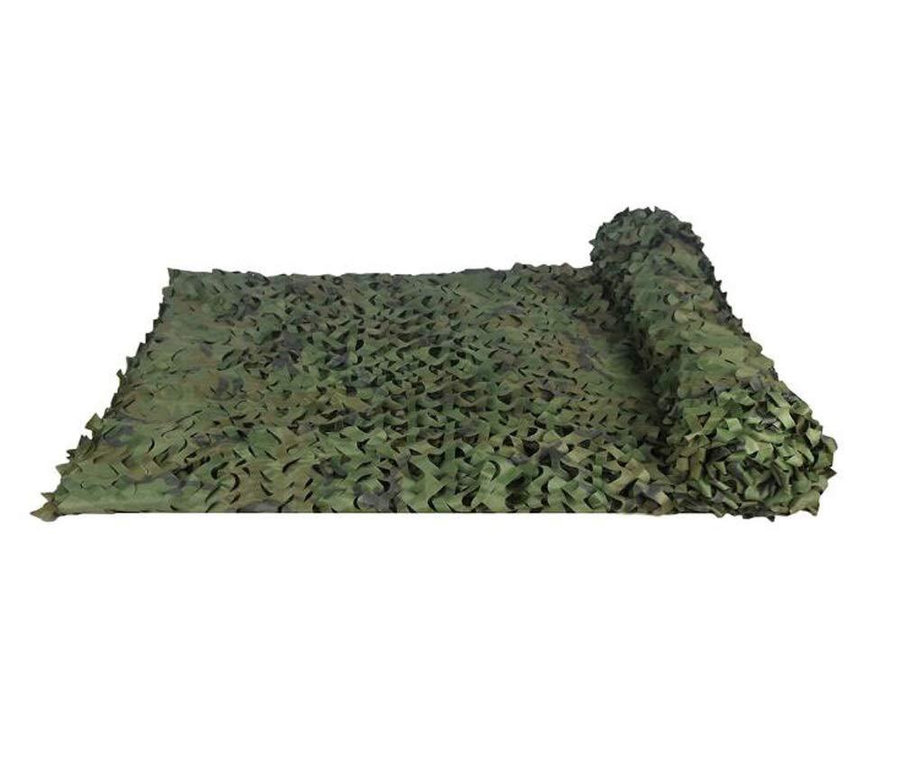 10M×30M  2 m × 3 m Camouflage Militaire Jungle Cuir de Camping Camouflage, utilisé pour la Chasse tir armée tibétaine, Camping Photographie décorations de fête
