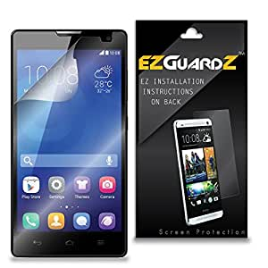 (2-Pack) EZGuardZ Screen Protector for Huawei Honor 3C (Ultra Clear)