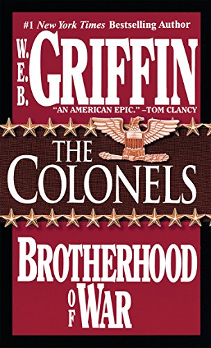 The Colonels (Brotherhood of War Book 4) (Special Peace Edition Officer)
