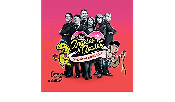 Cómo Te Voy a Olvidar by Los Ángeles Azules Feat. Kinky on Amazon Music - Amazon.com