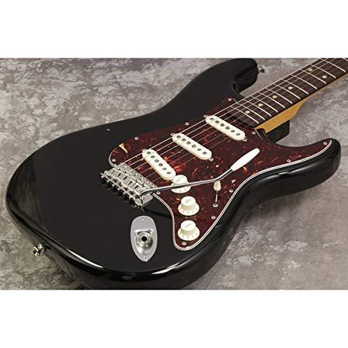 Freedom Custom Guitar Research/Retrospective ST Black   B07NZDR7DY