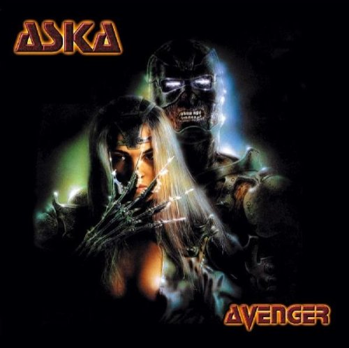 Aska: Avenger [Vinyl LP] [Vinyl LP] [Vinyl LP] (Vinyl)