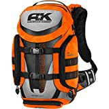 American Kargo 3517-0408 Hi-Visibility Orange Trooper Backpack