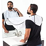 wellhouse Men's Beard Bib Hair Clippings Beard
