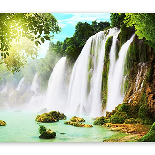artgeist Photo Wallpaper Waterfall 96