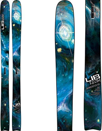 Lib Tech Wunderstick 106 Skis Mens Sz 172cm