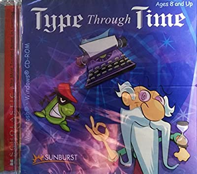 Type Through Time (PC/Mac)