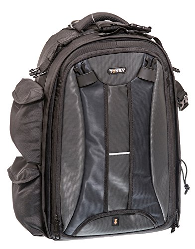 Sonia Tonba Camera Backpack TB669 for Heavy Duty DSLR and Video...